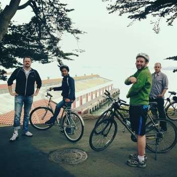 Vidora - Sometimes we all need a break.  So why not bike to Sausalito?!