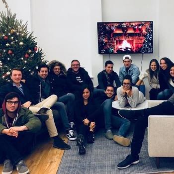 Aircall - Celebrating Christmas