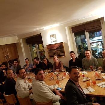Jarvis - Diner de Noël 2017