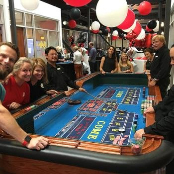 Flipboard - Casino Night @ Flipboard- everyone's a winner!