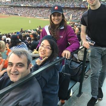 Flipboard - Flipboarders enjoying Giants baseball.
