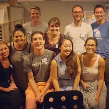 Raiseme - Volunteering for ScholarMatch