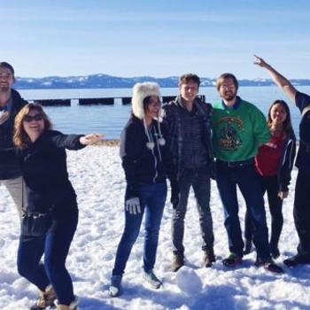 Cerego - Tahoe trip
