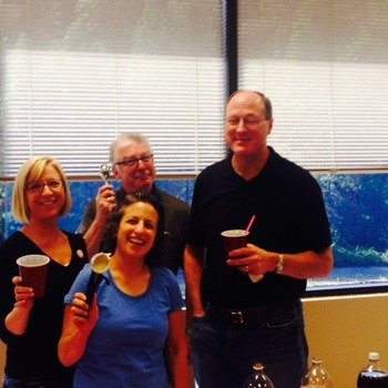 Telestream, LLC - Leadership serves us Rootbeer floats.