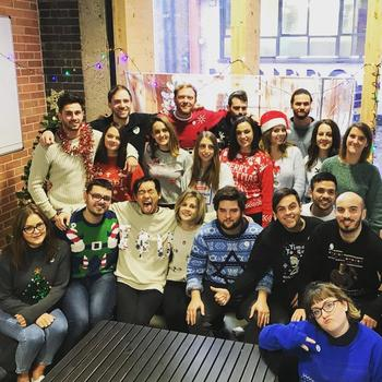 Hire Space - The Hire Space Christmas Party!