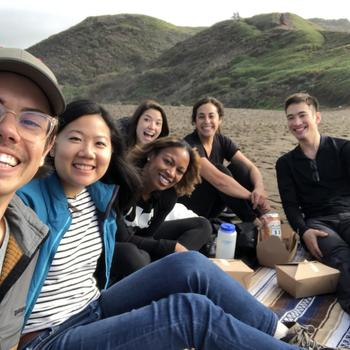 Remix - Quarterly offsite in Marin Headlands