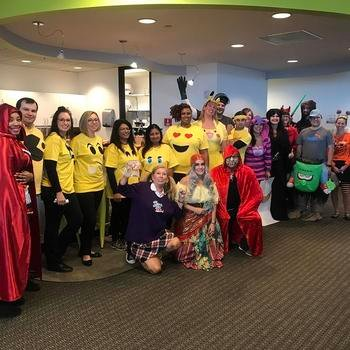 HotSchedules - Our Atlanta office Halloween 2017