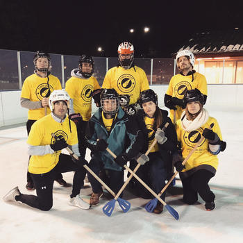 dscout, inc - Seasonal sports teams.  Our scores may be low, but our fun is high!