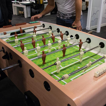 Voucher Codes - Table football