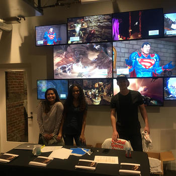 UNITY TECHNOLOGIES - Global Game Jam 2018