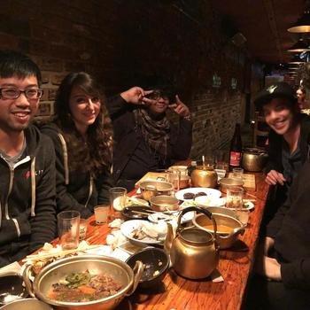 Blitz Esports - Team dinner in KTown