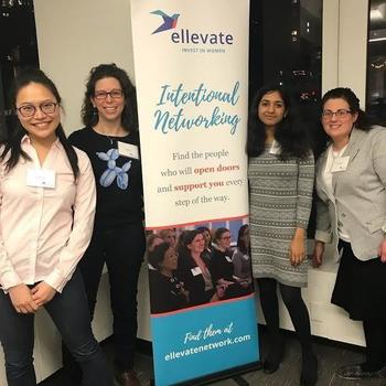 Itemize LLC - Grateful to Ellevate Network for hosting a phenomenal event on Intentional Networking. So good to get women in tech together!