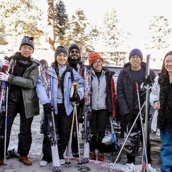 Elevate Security - Company ski trip to Tahoe, CA.
