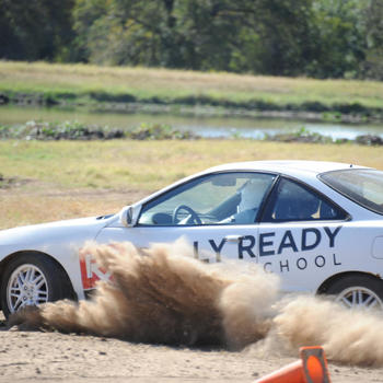 Zello - Team event at Rally Ready driving school