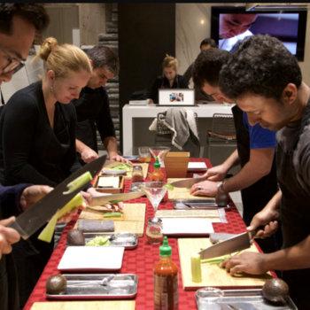 Gate Labs - Making Sushi