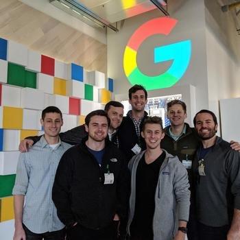 Proof - Team trip to Google HQ!