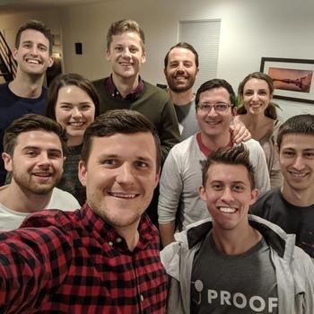 Proof - We LOVE company retreats!!