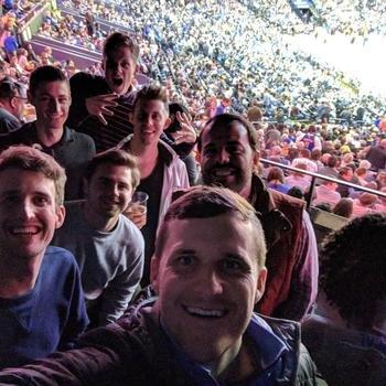 Proof - Team basketball game!