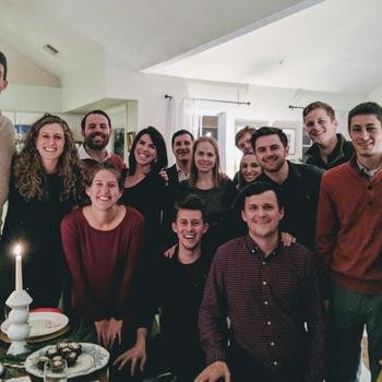 Proof - Our holiday parties are one of our favorite ways to bring the team and families together at the end of the year