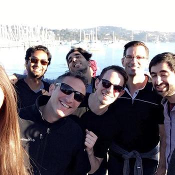 Mya - Day trip to Sausalito!