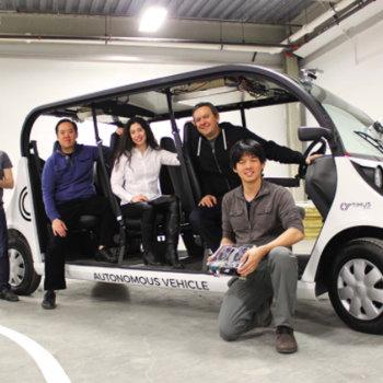 Optimus Ride - Company Photo