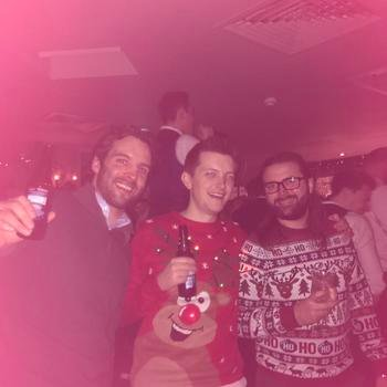 Risq Capital - Christmas Party