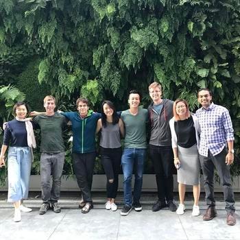 Opendoor - Designers & engineers visit SFMOMA!