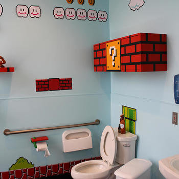 SweetLabs - Even our bathrooms are fun