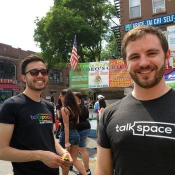 talkspace - TS at Pride