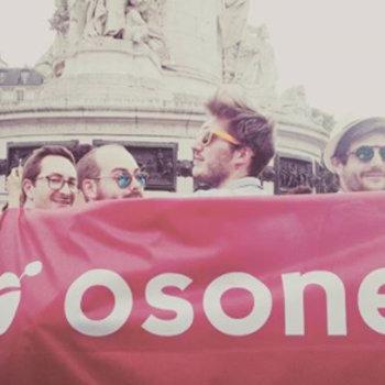 Osones - #MarcheDesLibertés #Paris #GayPride https://www.instagram.com/livinthecloud