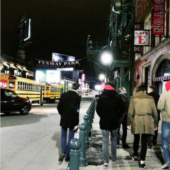 Osones - Le gang #FenwayPark #Boston #OpenStack #OpenStackSummit #nightout https://www.instagram.com/livinthecloud/