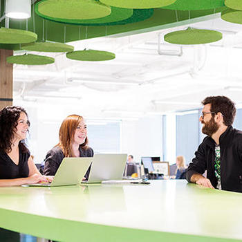 RetailMeNot - Collaborative work environment