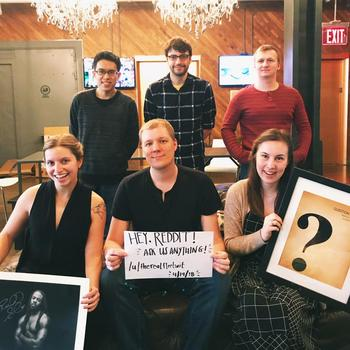 FleetWit - From that one time we did a AMA on Reddit...