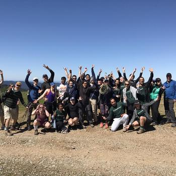 Symphony Communication Services - Symphonians excited to have completed the annual Hike challenge!