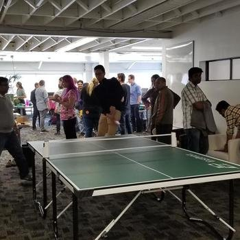 RideCell - Ping pong tournaments!