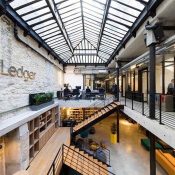 Ledger - Our Paris office