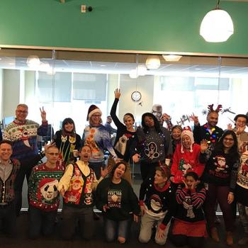 MyVest - 1st Annual Festivus/Ugly Sweater contest!