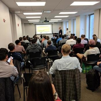 Inspire11 LLC - Presenting at the Chicago React Meetup - June 2018