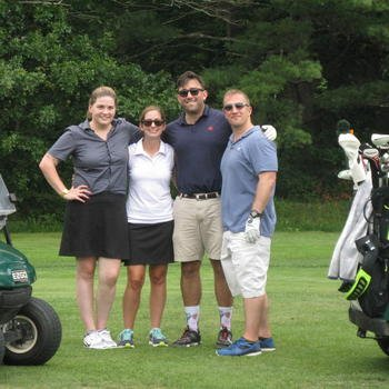 ZoomInfo - Golf outing