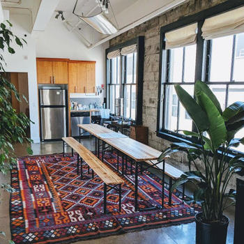 Hipcamp Inc. - 8th floor common space