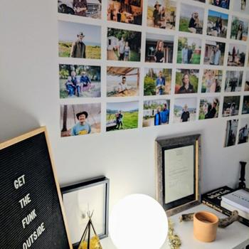 Hipcamp - Our host appreciation wall