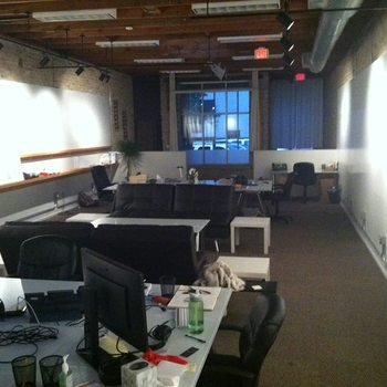 TrendKite - We work in a historic building in the heart of downtown ATX