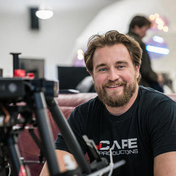 Cape Productions - We work with awesome tech, drones, and most importantly, great people.