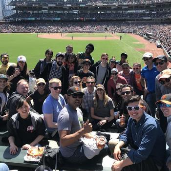 Mya - Take us out to the (SF Giants) ball game!
