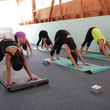SnackNation - In-office Yoga