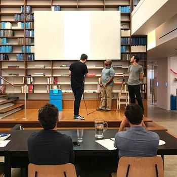 Warby Parker - Hosting our annual Hackathon with our Tech and Product teams!