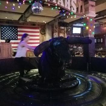 Greystone and Co. Inc - That one happy hour where we all rode the mechanical bull...