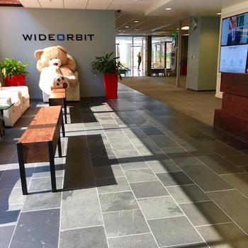 Wideorbit, Inc. - SF Office Lobby