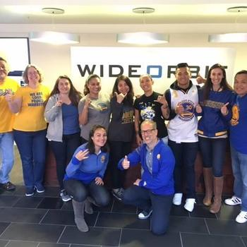 Wideorbit, Inc. - Go Warriors!