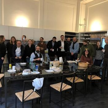 Wideorbit, Inc. - Breakfast in our Paris office!
